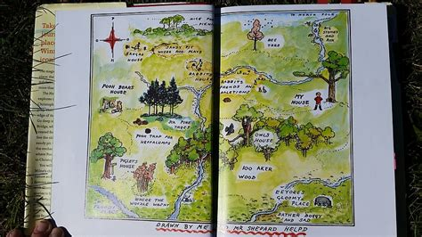 A Walking Tour Of The Real Hundred Acre Wood