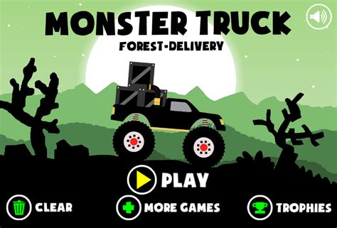 Play Monster Truck Games Online Free