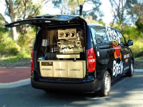 hyundai iload mobile coffee van coffee vans classifieds