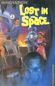 Creation Essay Lost In Space 1991 Innovation Comic Books