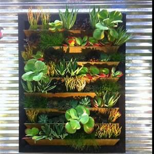 Mur Végétal En Palette : mur vegetal en palette interieur sofag ~ Melissatoandfro.com Idées de Décoration
