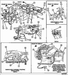 Wiring Diagram  8 2003 Dodge Durango Heater Hose Diagram