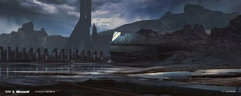 Halo Wars 2 Concept Art By Jan Urschel Concept Art World