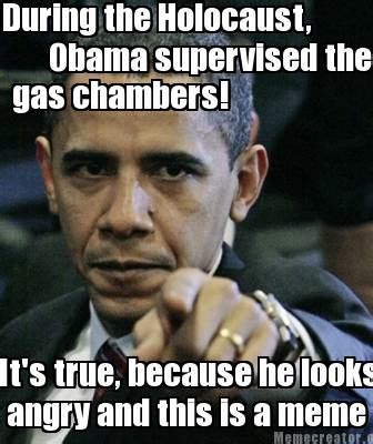 Obama Hitler Meme - auschwitz gas chambers memes