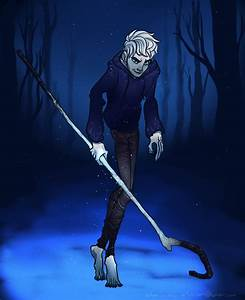 Jack Frost: Moon zombie by KRIIZILLA on DeviantArt