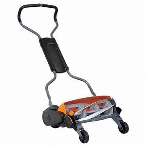 Fiskars Staysharp Max 18 In  Push Walk Behind  Non