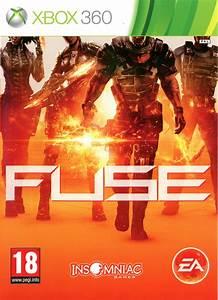 Fuse Xbox 360 Amazon. fuse xbox 360 box art cover by payam ... Xbox Power Fuse on