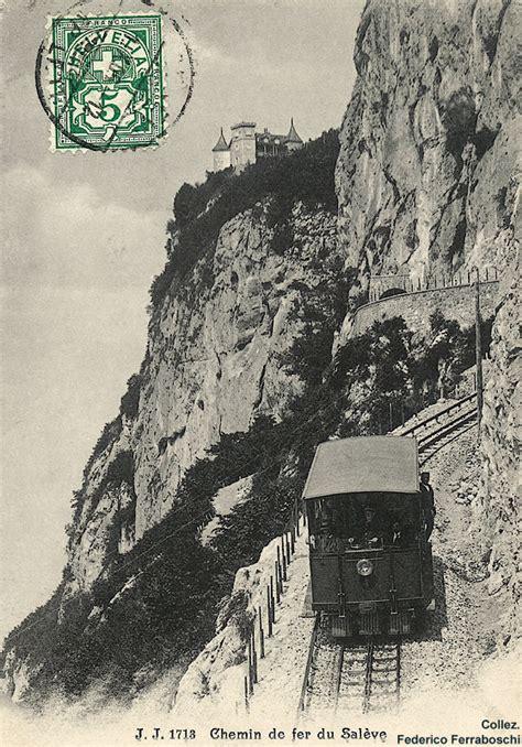 Ferrovie A Cremagliera Antiche Ferrovie A Cremagliera In Cartolina Stagniweb