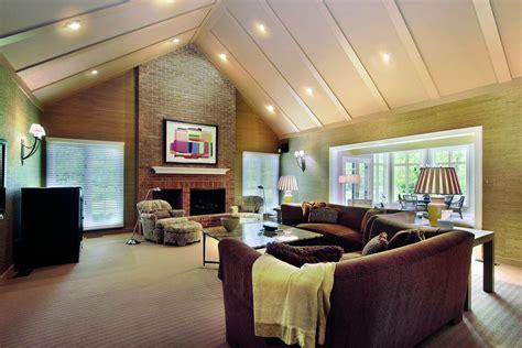 sloped ceiling led baffle insert elco lighting