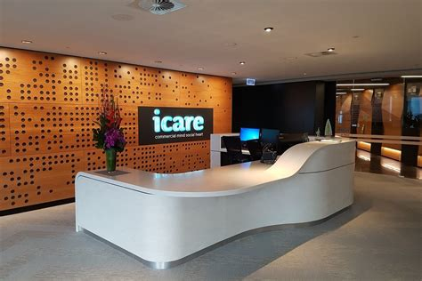 Reception Desks - Manufactured by Aspen Commercial Interiors