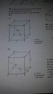 Seitenlängen Dreieck Berechnen : trigonometrie trigonometrie w rfel mathelounge ~ Themetempest.com Abrechnung