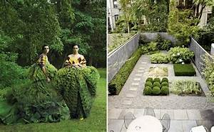 {garden inspiration} green never looked more beautiful