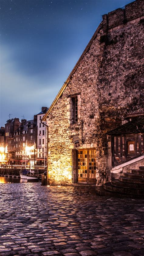wallpaper honfleur france travel tourism booking architecture