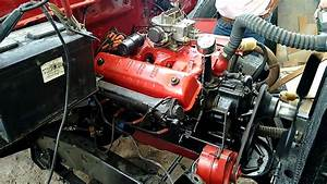 Motor 292 Ford F-100 1961