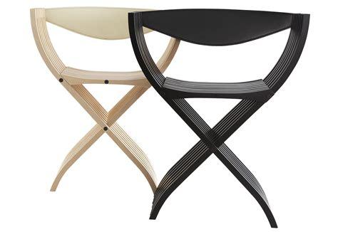 chair foldable wood curule ligne roset luxury furniture mr