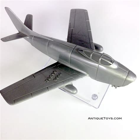 F-86 Marx Sabre Plastic Jet From Early 1950s *sold
