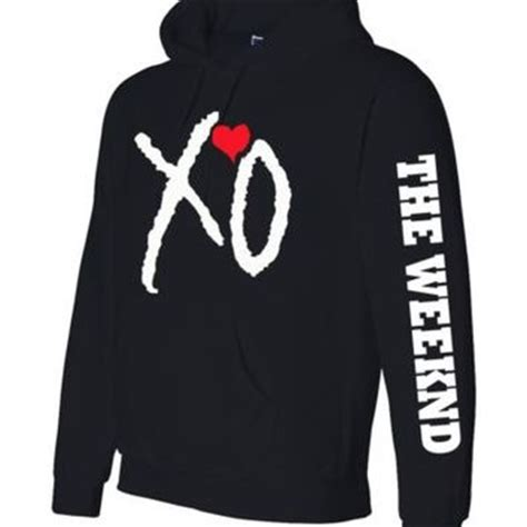 the weeknd sweaters xo the weeknd hoodie ovoxo the from protshirts