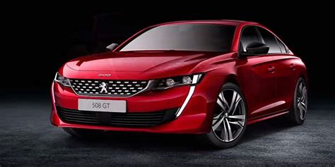 Peugeot Photo by 2018 Peugeot 508 Leaked Photos