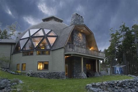 There's No Place Like Dome 7 Geodesic Homes Trulia's