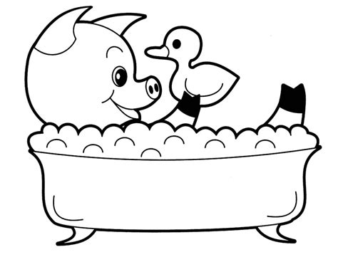 really cute animals coloring pages