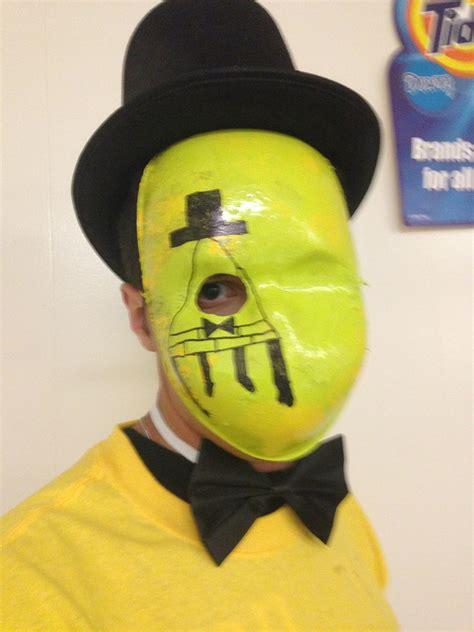 Bill Cipher Costume