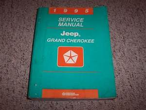 1995 Jeep Grand Cherokee Se Limited Shop Service Repair