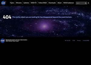 Sitio web de la NASA estrena nuevo diseño - Somos apañados
