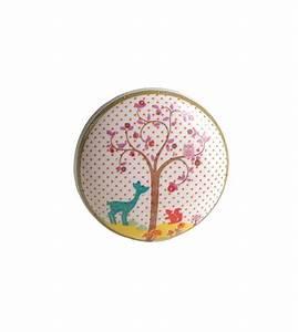 Bouton De Meuble : bouton de meuble enchant petit cerf en porcelaine boutons ~ Teatrodelosmanantiales.com Idées de Décoration
