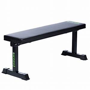 Rage Fitness Flat Bench  Weightlifting Training  1 000 Lb