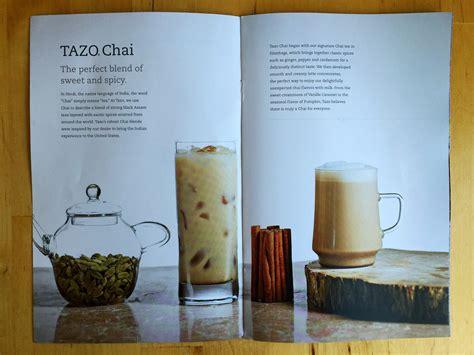 Sweet Meets Spicy With Vanilla Caramel Chai Tea Latte