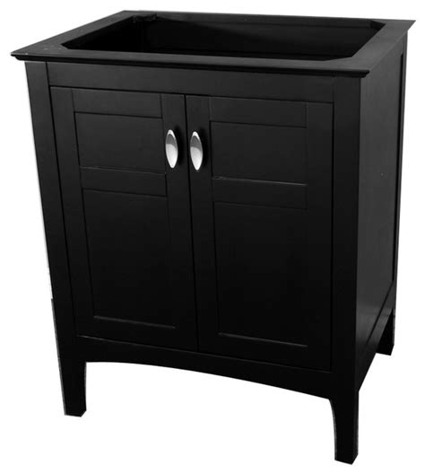 29 inch vanity cabinet 29 inch single sink vanity wood espresso cabinet only