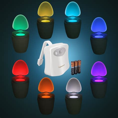 toilet bowl light best motion activated toilet lights reviews