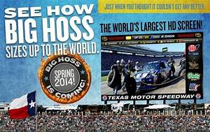 Texas Motor SpeedWay Is Ready To Launch Big Hoss TV