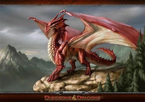 Dungeons And Dragons Wallpapers  All About Dragon World