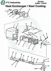 Heat Exchanger    Keel Cooling