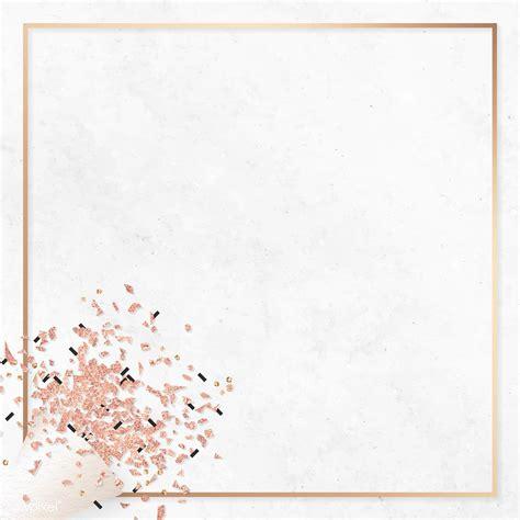 Download premium illustration of Festive gold frame