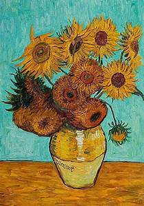 """INSPIRED BY VAN GOGH'S """"SUNFLOWERS"""" – PAINT AND WINE NIGHT ..."""