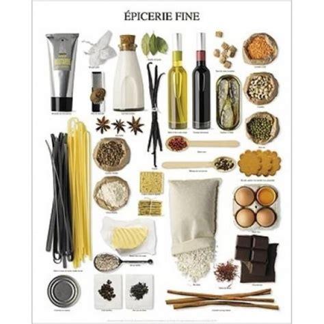 poster cuisine cuisine poster reproduction épicerie 50 x 40 cm