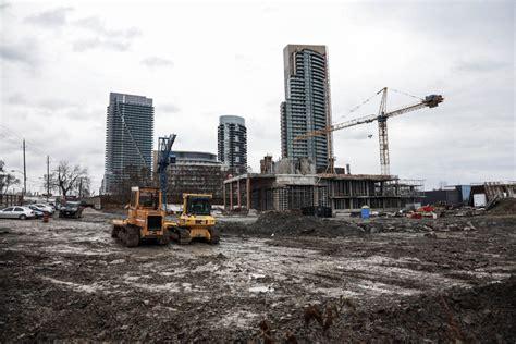 Contaminated Soil From Toronto Construction Sites Barred