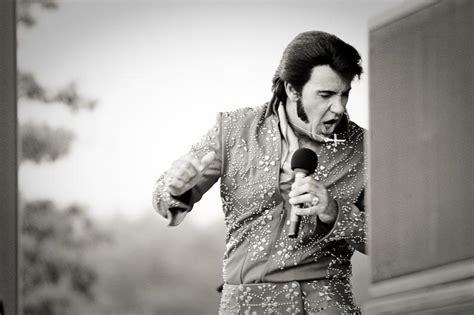 Jesse Garron Kicks Off Summer Elvis Tour In Rehoboth July