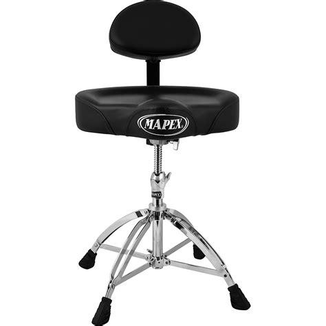 mapex banco rest t775 throne encosto double bateria drum legs four selim braced saddle asiento respaldo triangular legged brace adjustable
