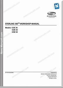 Freightliner Sterling 360 Workshop Manual 2009