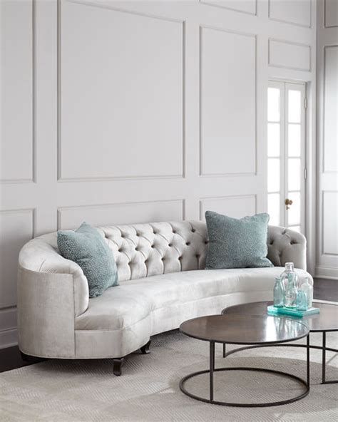 Haute House Sofa by Haute House Mansfield Tufted Sofa