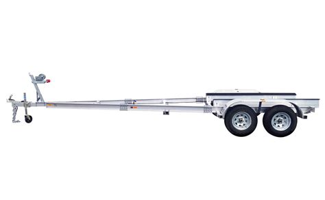 Boat Trailer Dual Axle by 2 Ton Alloy Boat Trailer Dual Axle For Sale