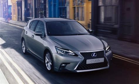 lexus ct colors release date  price