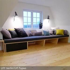 Viele Fliegen Am Fenster : gem tliche sitzbank xl mit stauraum ella blau upf m bel ~ Orissabook.com Haus und Dekorationen