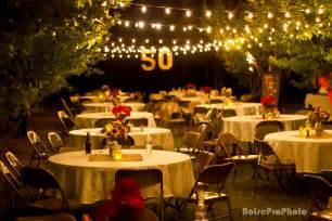 50 wedding anniversary ideas diy 50th wedding anniversary from salty bison