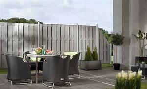 Sichtschutz Garten Grau : kunststoff sichtblenden rogowski holzhandlung ~ Sanjose-hotels-ca.com Haus und Dekorationen