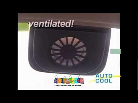 ventilador de carro refriamento  seu dias quentes