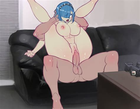 waifu on couch by bokuman porn comics galleries